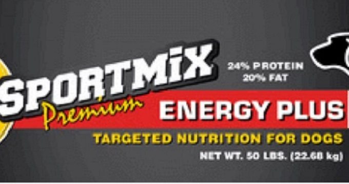 Sportmix dog food recall