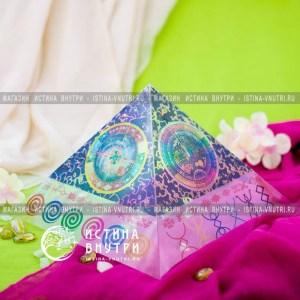 Пирамидка Сотковое время и Руны