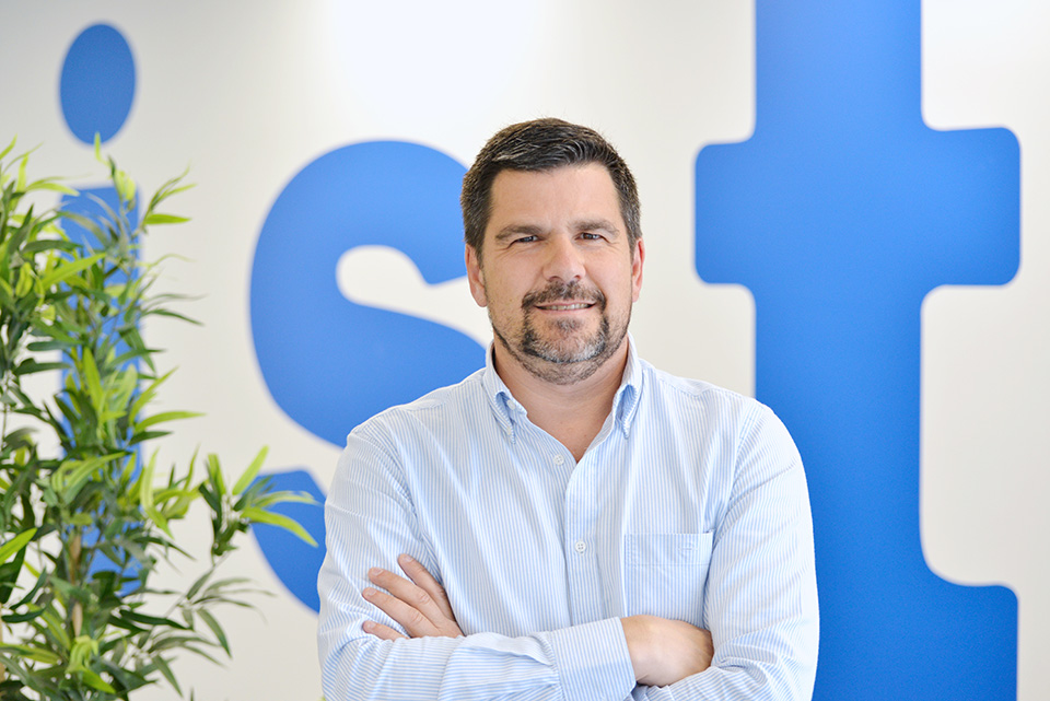 """""""More than 45.000 travel agencies are connected to FIBOS Technology"""" – Manuel Sardi, CEO and IST's Director"""