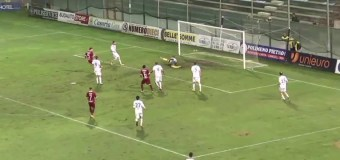 Reggina 2-1 Catania: chi prima non pensa, all'ultimo sospira…