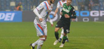Sassuolo – Catania 2-1 : Il pagellone rossazzurro