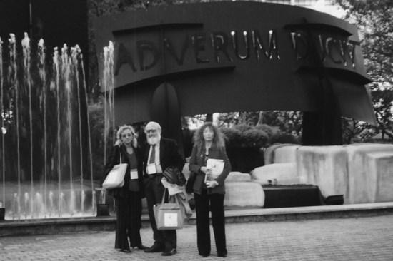 Da sinistra: Federica Consolini, Giuseppe Ragnetti, Alessandra Romano