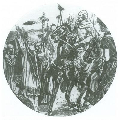 Ο άγιος Επίσκοπος Ρώμης (Πάπας) Λέων και η μάστιγα του Θεού, Αττίλας