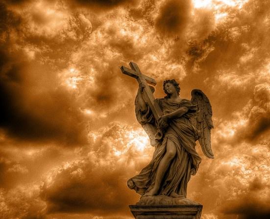 άγαλμα άγγελος κόλαση