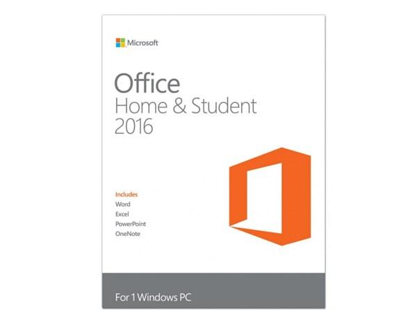 Office 2016 hogar y estudiantes para Mac