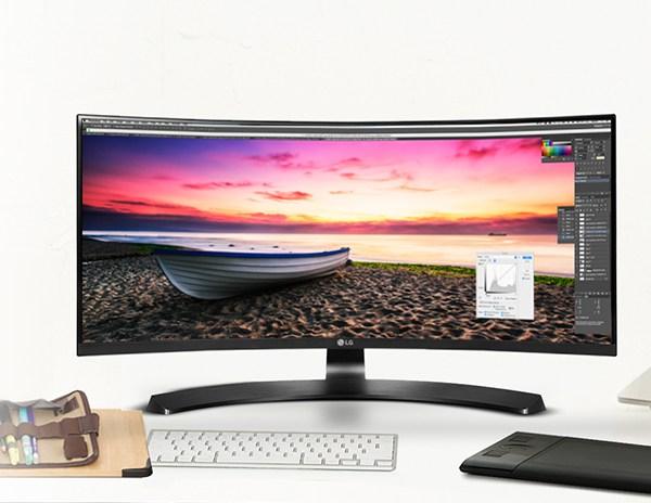 LG Monitor 29UC88-B
