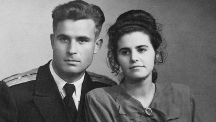Vasilij Arkhipov e Olga Arkhipova