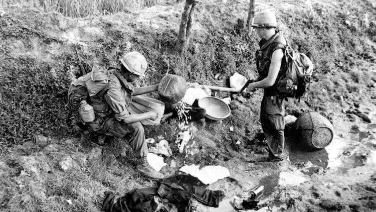 Soldati americani a My Lai