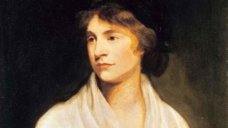 Il ritratto di Mary Wollstonecraft di John Opie