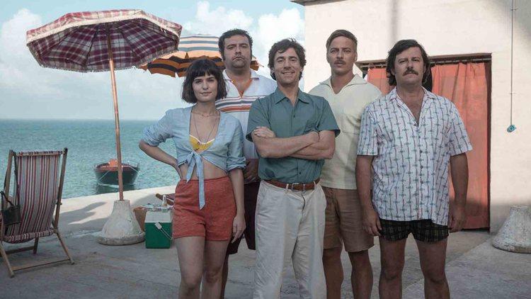 Il cast dell'Incredibile avventure dell'Isola delle Rose