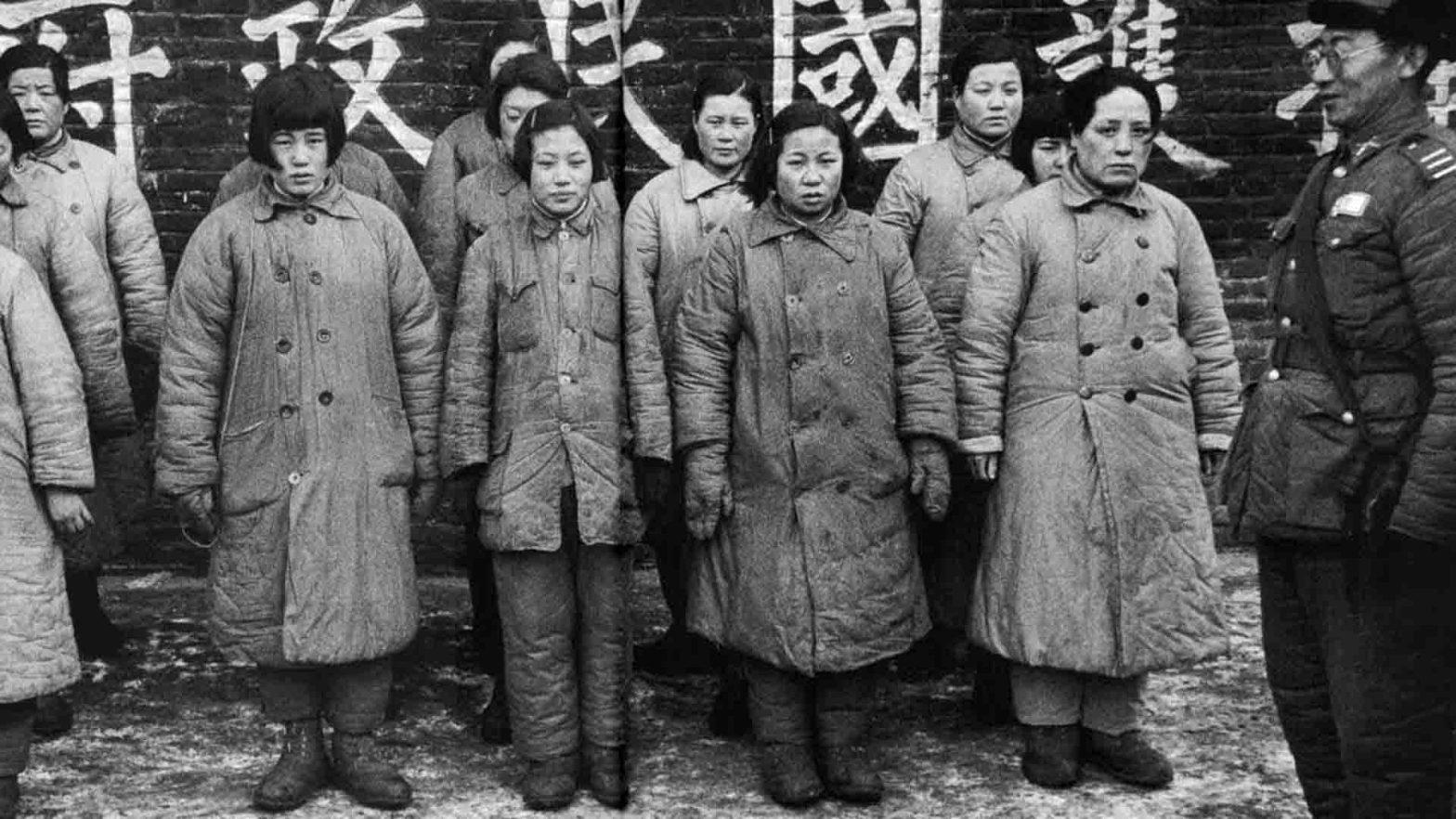 giappone schiave coreane