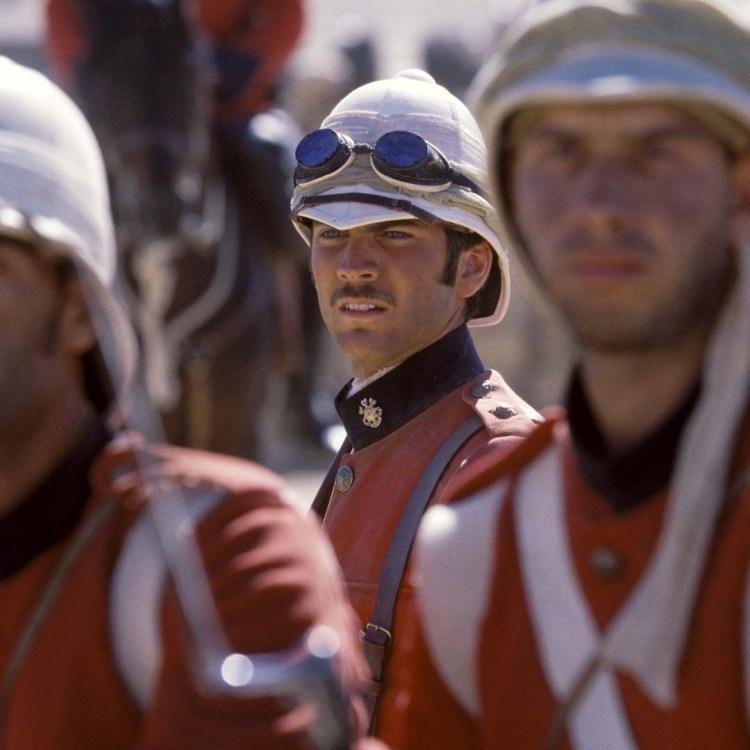 Le forze colonialiste britanniche