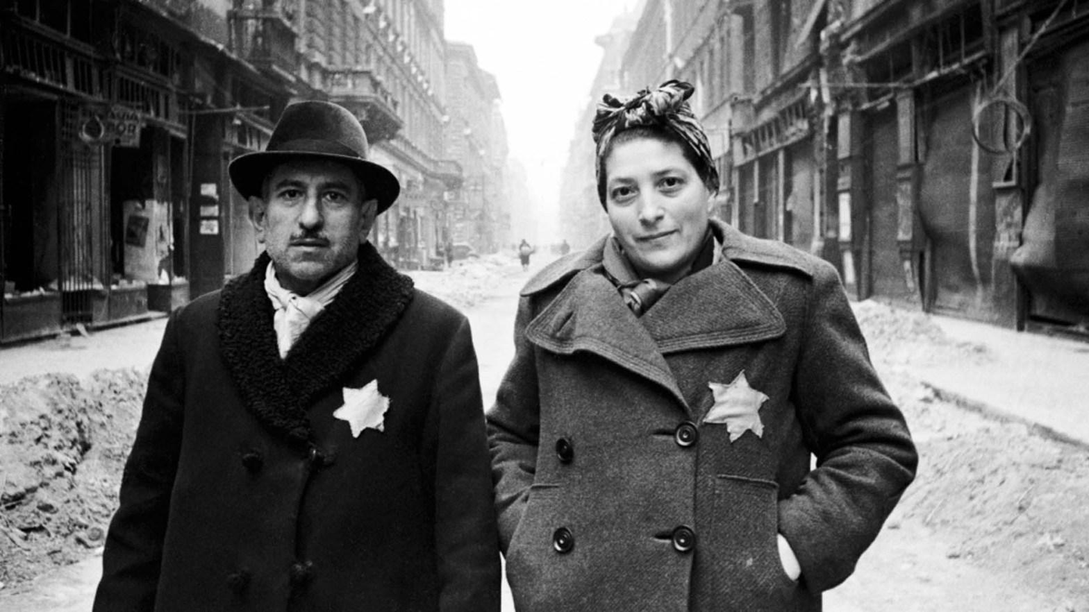 Stella di David per gli ebrei durante il nazismo