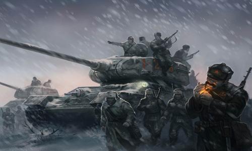 Хронологія Другої світової війни на території України