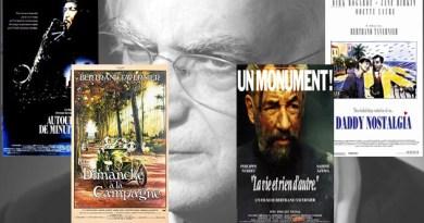"""Μπερτράν Ταβερνιέ """"Ο ωρολογοποιός λοχαγός του Γαλικού Σινεμα"""""""