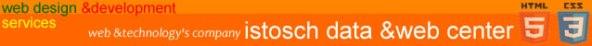 istosch data &web center...Από το 2006 και το ταξίδι συνεχίζεται....