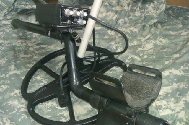 Manufacturing Metal Detector Terminator-3 DIY: Detalyadong mga tagubilin