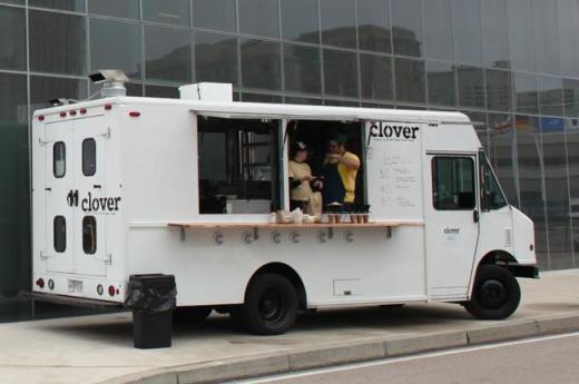Com pouca cultura voltada à cultura vegetariana, Boston, ironicamente, conta com um dos melhores caminhões de comida vegetariana dos Estados Unidos