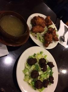 Dinner @ Arabian Sky