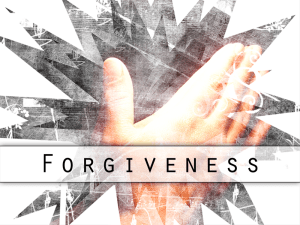 Fire VS. Forgiveness