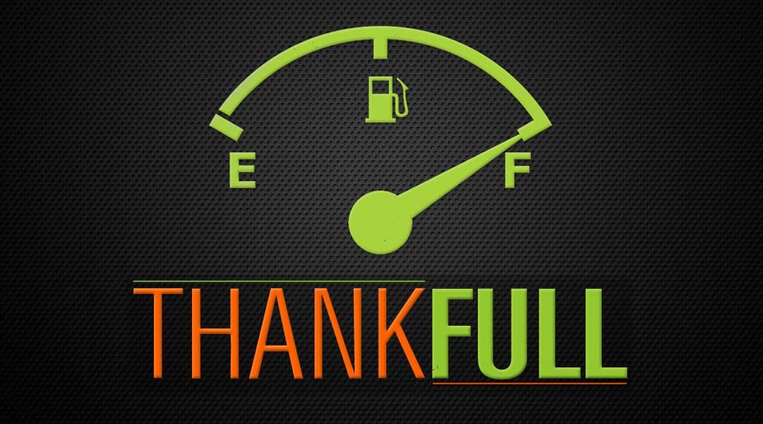 Thankfulness Matters