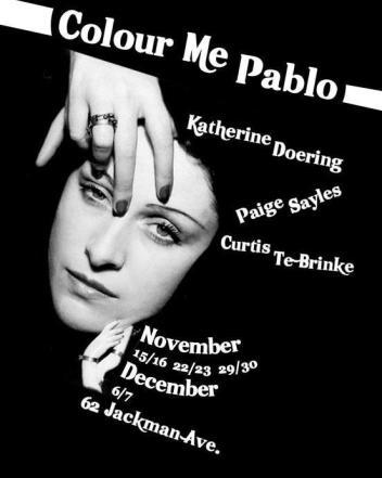 Colour Me Pablo