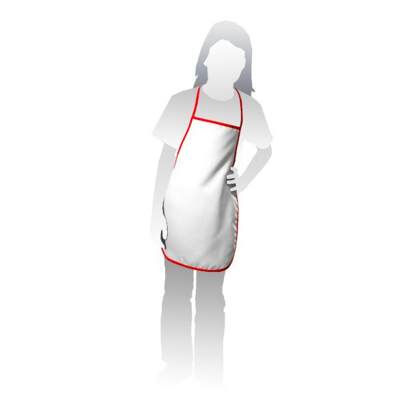 Children's Polyester Apron - Age 3 - 7 years