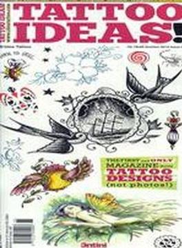 Tattoo Ideas Magazine Subscription Whsmith