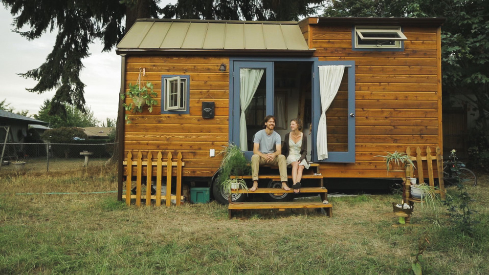 A Look Inside The Tiny House Movement