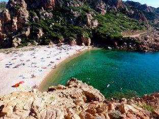 Stand Up Paddling Sardinien