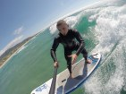 inflatable Stand Up Paddling Waveriding