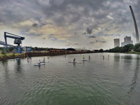 Stand Up Paddling Ruhrgebiet Recklinghausen