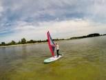 iRIG SUP und Surfen