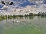 Stand Up Paddling Selm Ternschersee