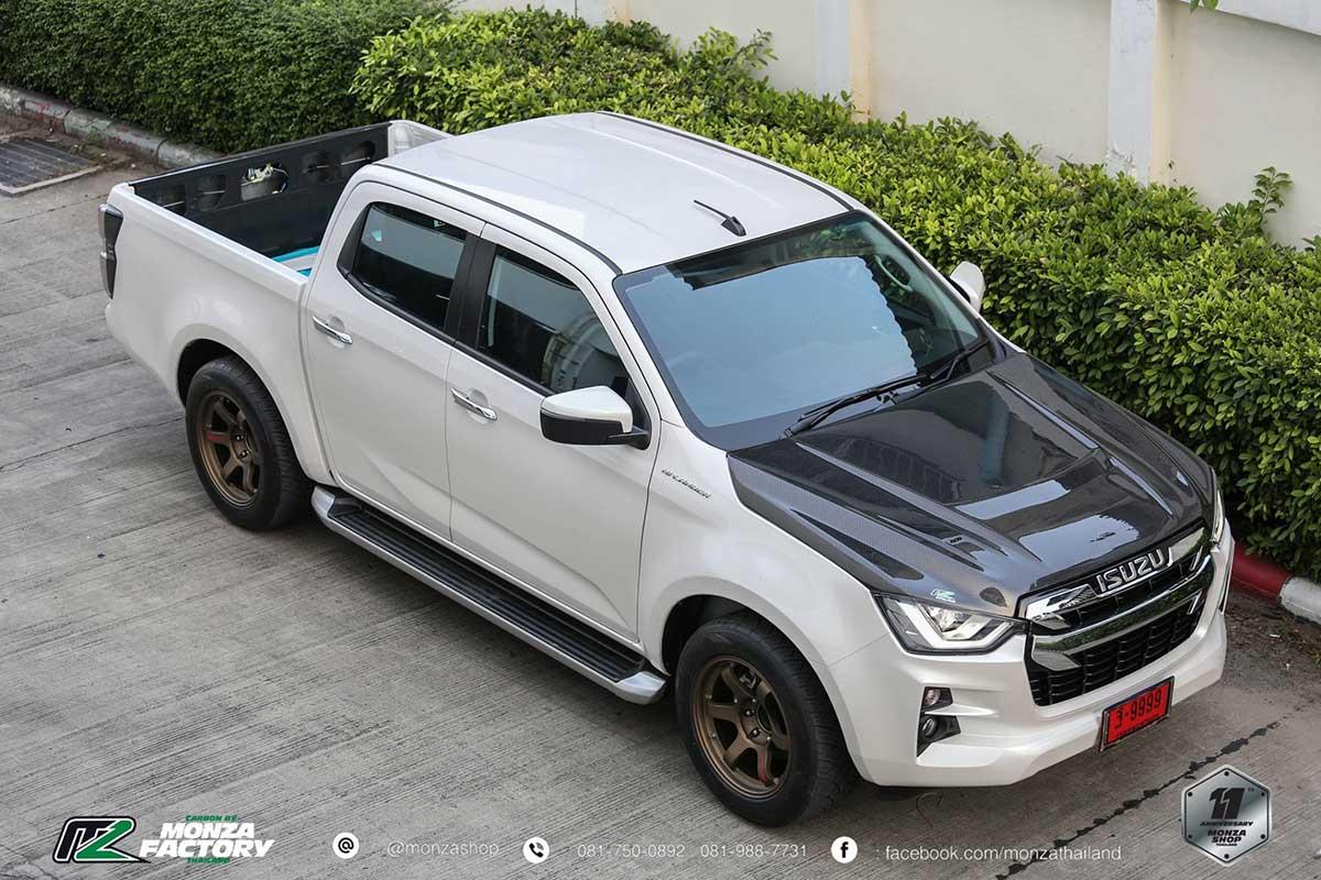 all new isuzu dmax front black 011