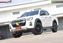 Photo of All new ISUZU D-MAX V-CROSS 2020 ชุดล้อยาง​ American​ Offroad