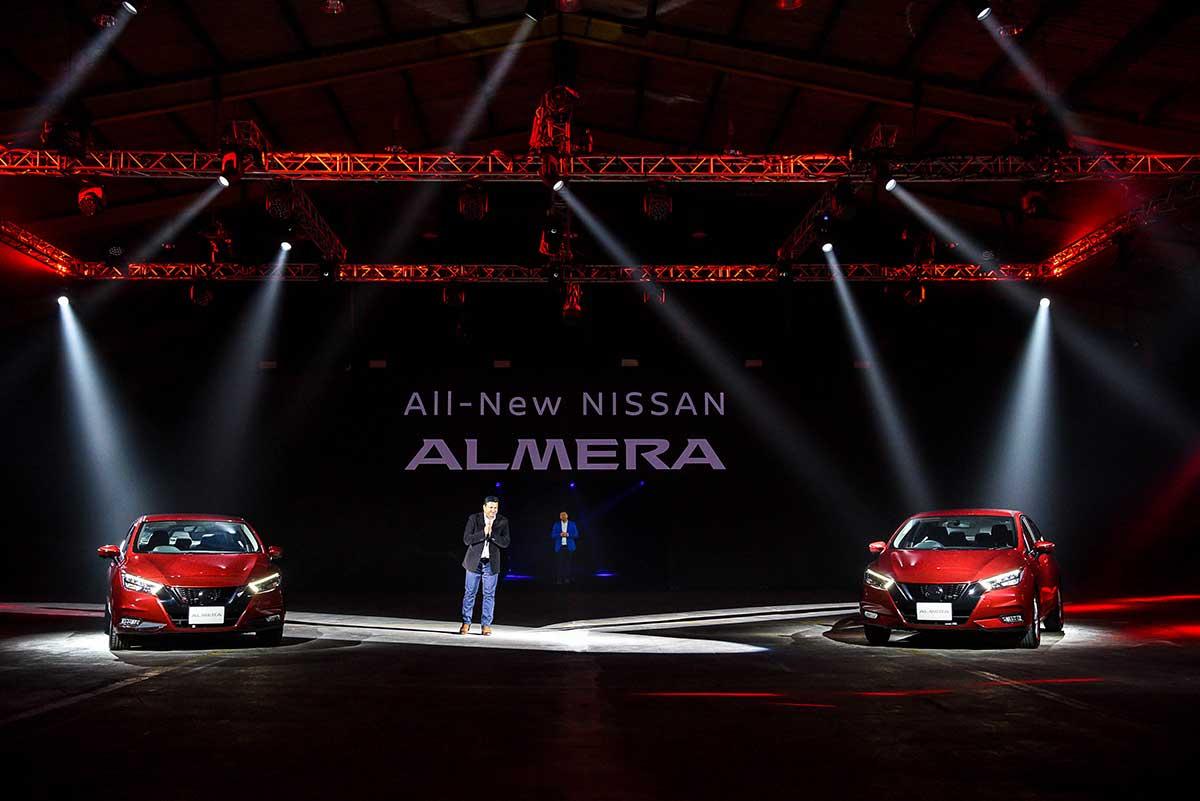 All New Nissan Almera 03