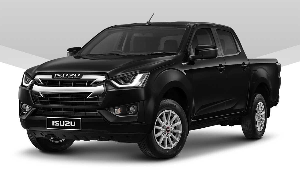 all new isuzu 2020 black 01