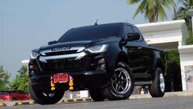 all new isuzu dmax spacecab black 01
