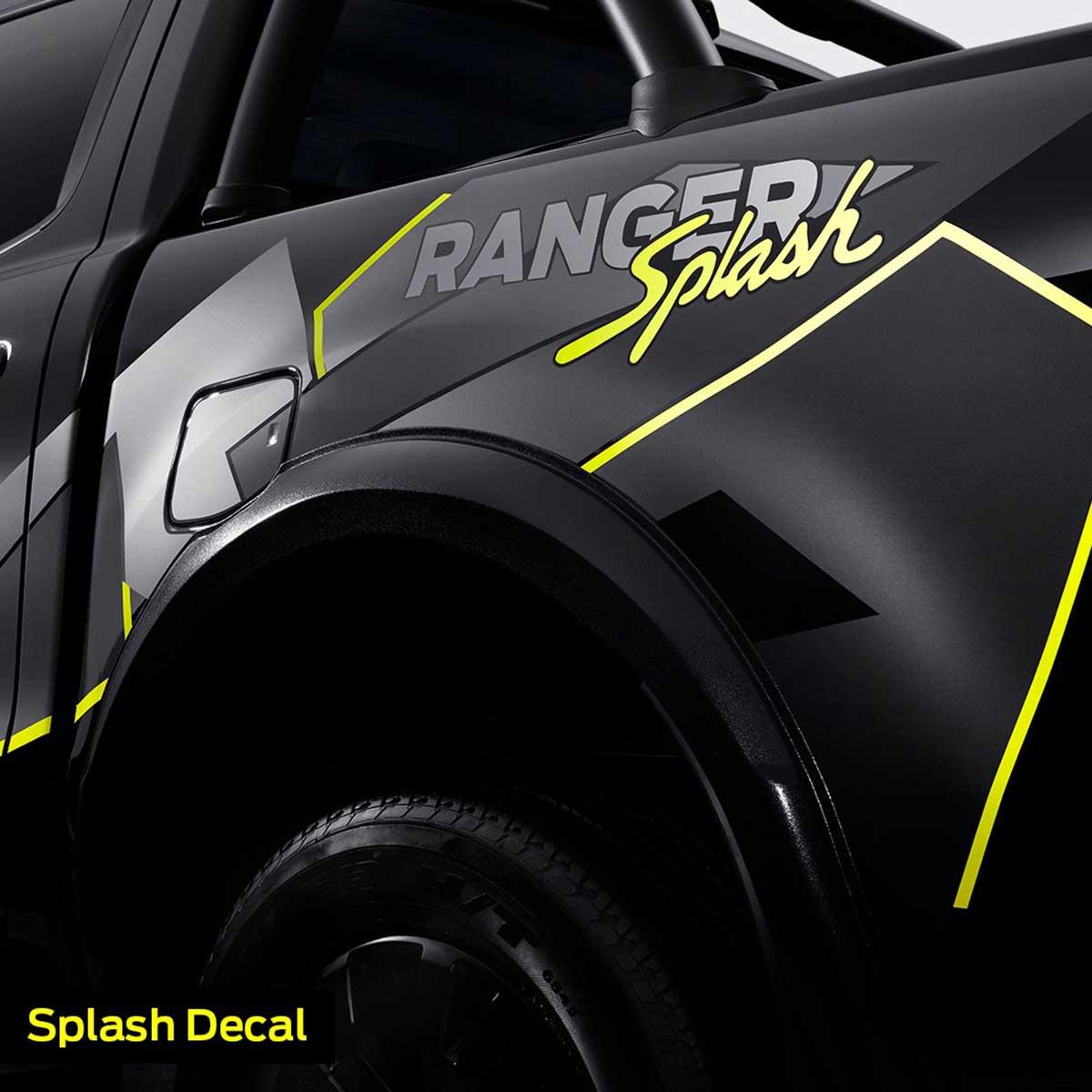ford splash 06
