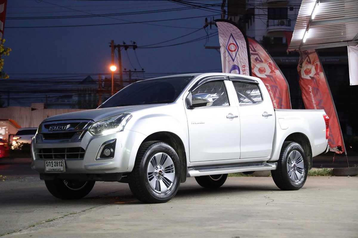 isuzu dmax 2020 wheel 01