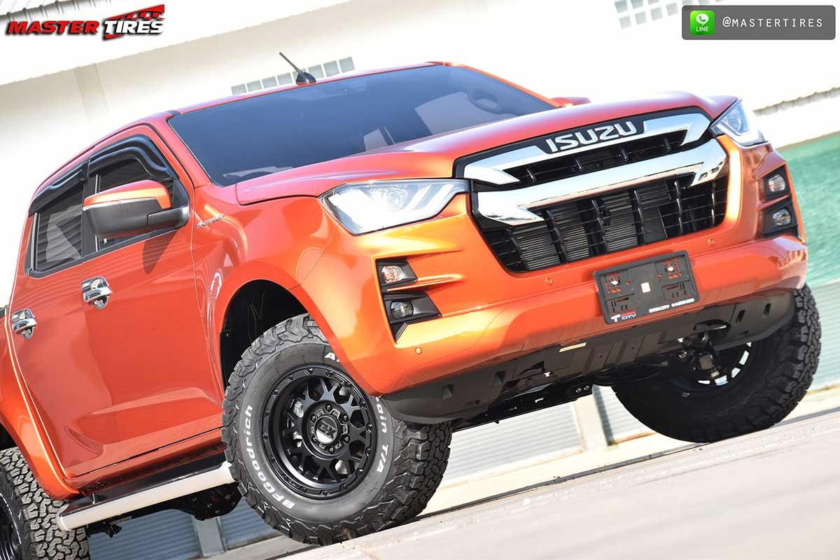 isuzu 2020 hilander master tires 01