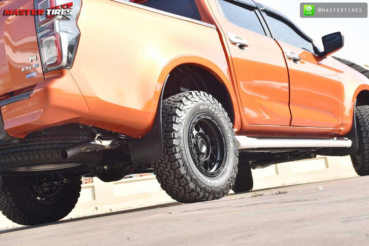 isuzu 2020 hilander master tires 04