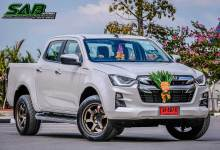 Photo of All new ISUZU D-MAX Hi-Lander ใส่ล้อ Promax เบาๆ Flowforming