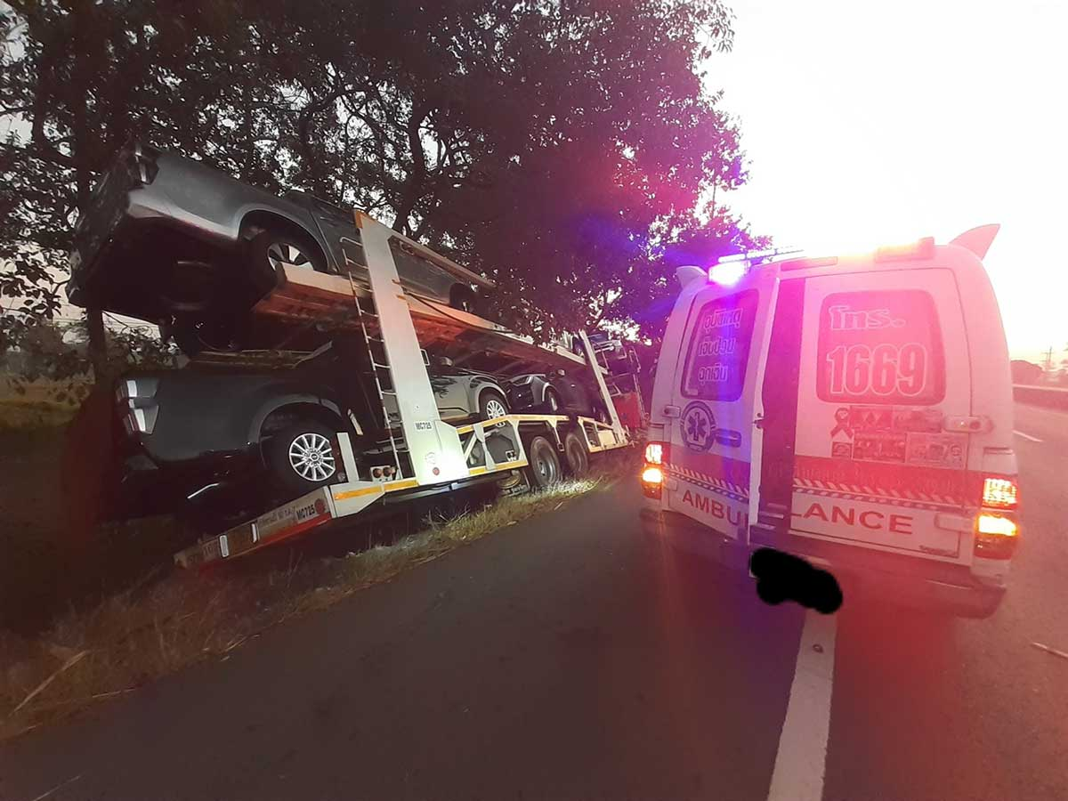 isuzu acc truck