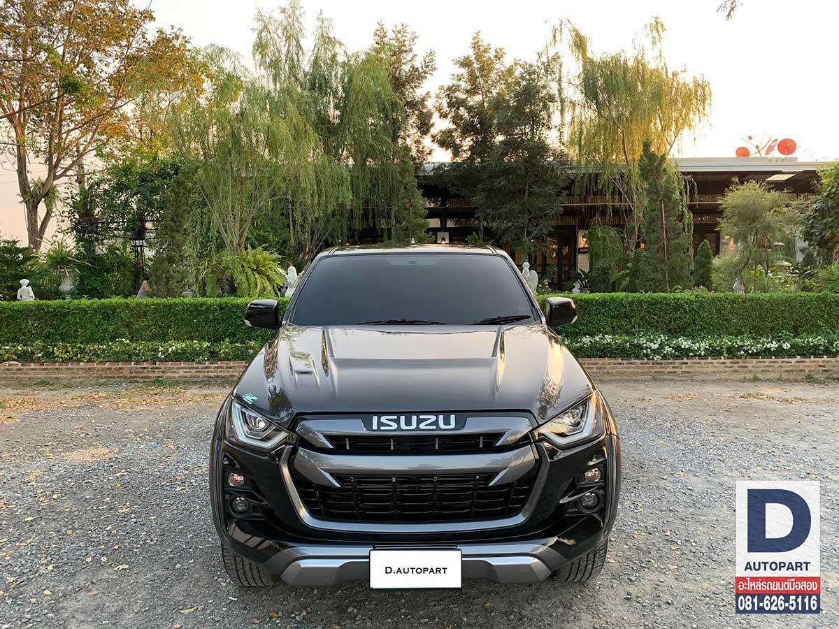 isuzu stealth to isuzu vcross 2020 06