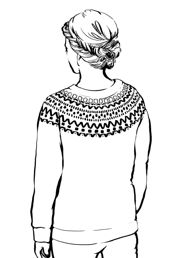 Strange Brew Knitting pattern by Tin Can Knits
