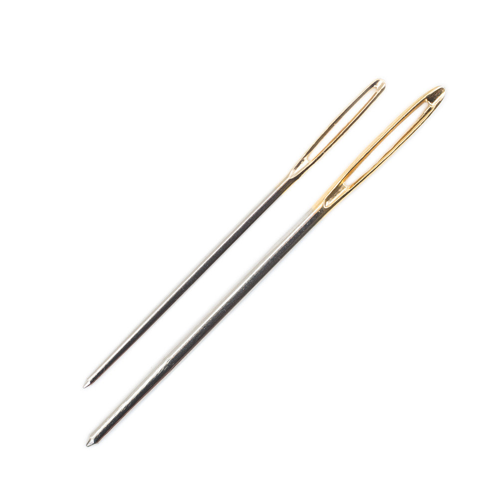 Pony Gold Eye Sewing Needles