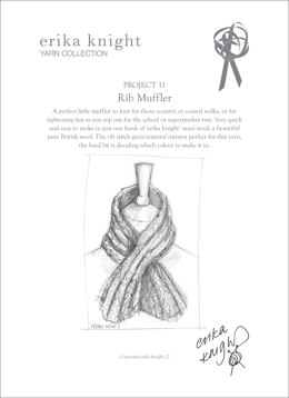 Erika Knight Knitting Patterns