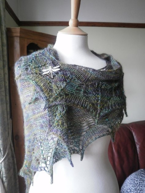 Dragonfly Wings Knitting pattern by Boo Knits  Knitting Patterns  LoveKnitting